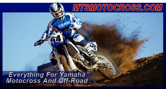Everything Yamaha Motocross And Off-Road
