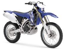 Yamaha WR450F Engines