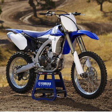 Yamaha YZ450F Engines